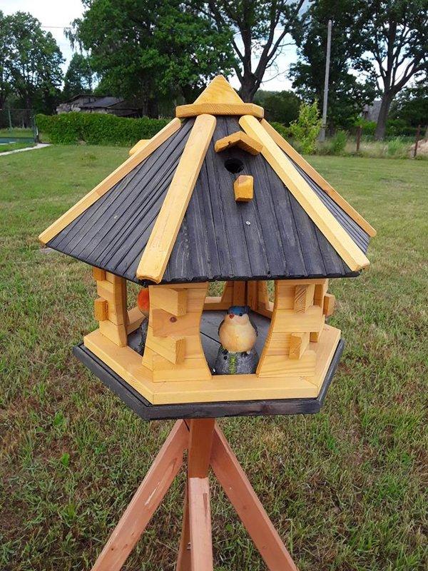 2 in 1 - Putnu barotava ar putnu būrīti