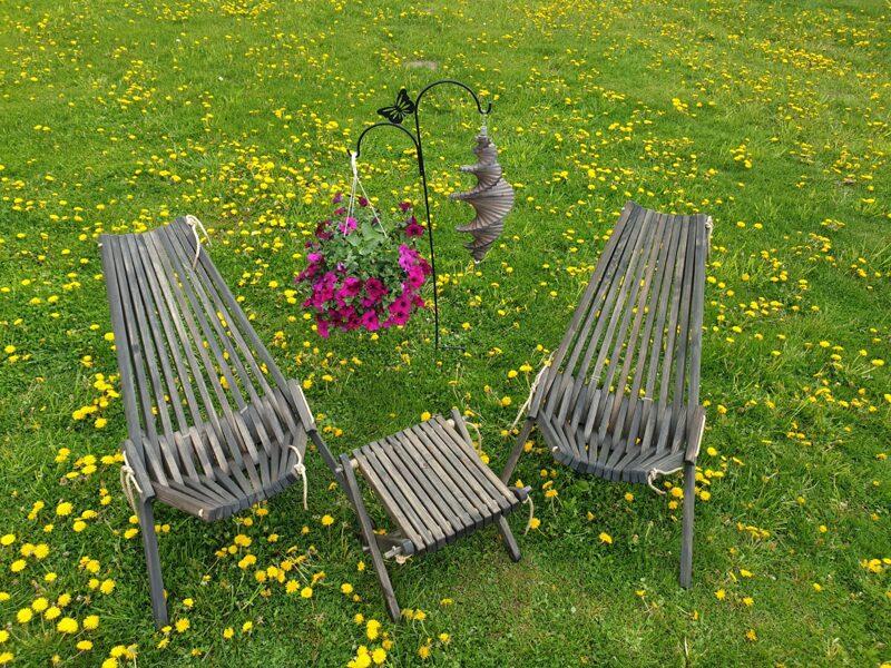 Krēslu komplekts + Galds